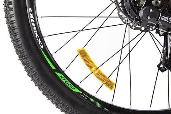 Велогибрид Eltreco XT 600 D