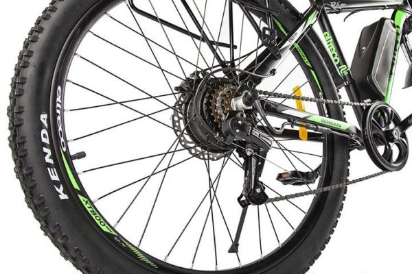 Велогибрид Eltreco XT 800 new
