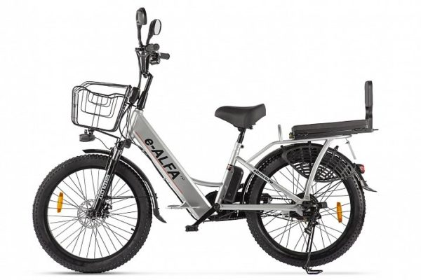 Электровелосипед GREEN CITY e ALFA Fat