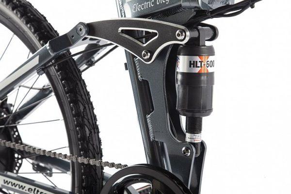 Электровелосипед VOLTECO INTRO