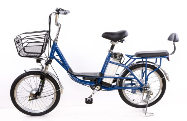 Электровелосипед Еlbike duet 250w 36v/8,8ah