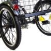 Электровелосипед трицикл E-motions' KANGOO RU 500W