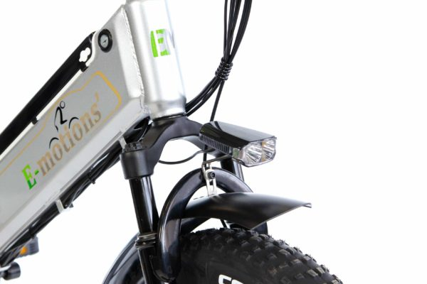 Электровелосипед E-motions Datsha Country