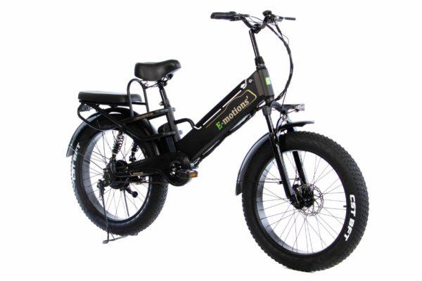 Электровелосипед E motions' Datsha Expedition