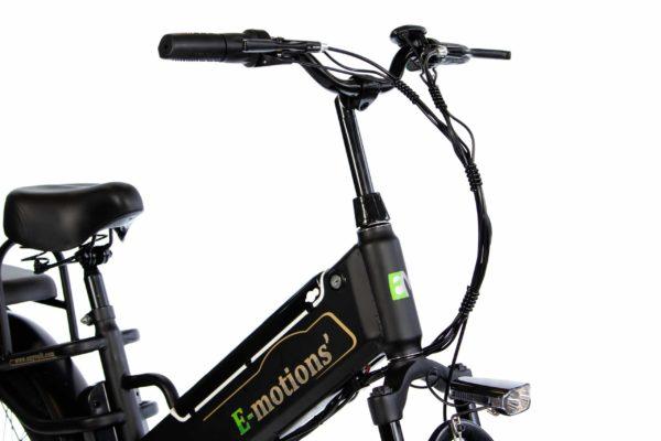 Электровелосипед E-motions' Datsha Expedition