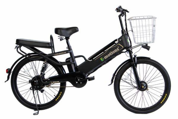 Электровелосипед E-motions' Datsha Premium 2020
