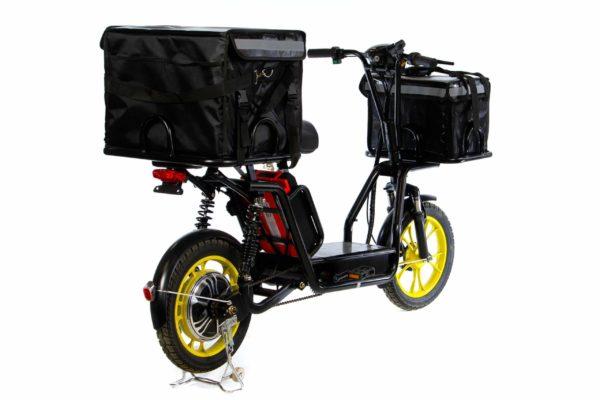 Электровелосипед Fox Cargo, электросамокат, электроскутер