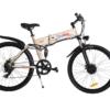 Электровелосипед OxyVolt X-Fold Double 2