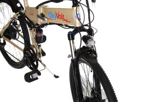 Электровелосипед OxyVolt X Fold Double 2 скорость до 35 км/ч
