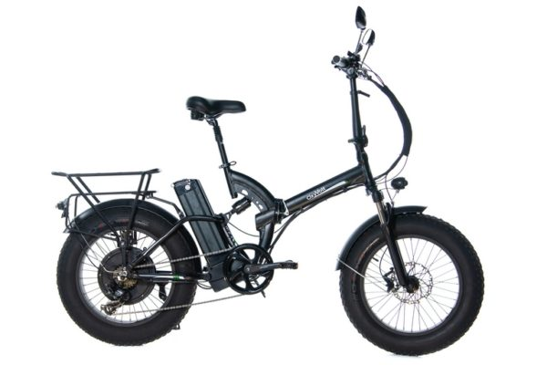 """Электровелосипед E-motions FAT 20"""" all mountain FASTRIDER"""