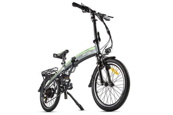 Электровелосипед Eltreco LETO