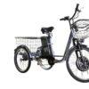Электровелосипед трицикл E-motions' KANGOO-RU 500W