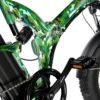 "Электровелосипед E-motions FAT 20"" all mountain double 2 с батареей li-ion 48В, 18Ач"