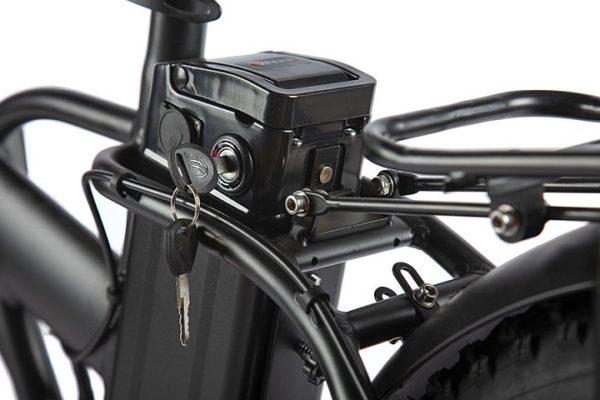 Велогибрид VOLTECO CYBER